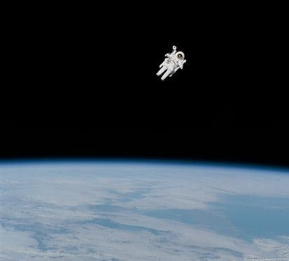 Gravity is just a lie to make you docile and compliant, say conspiracy theorists