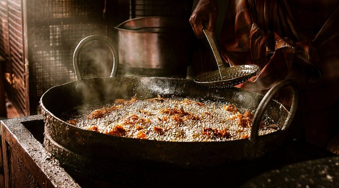 Street food contains more bacteria than a public toilet
