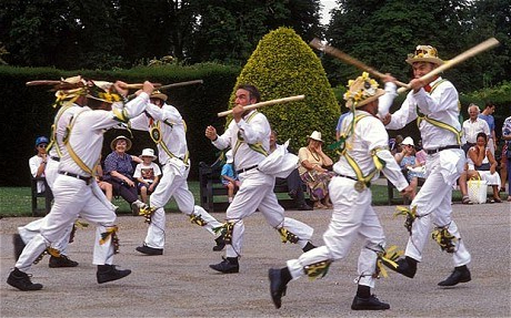 Morris dancers 'worse than Hell's Angels'